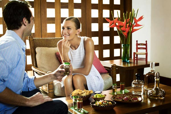 Restaurants and Bars -  Secrets Playa Mujeres Golf & Spa Resort - Adults Only - All Inclusive