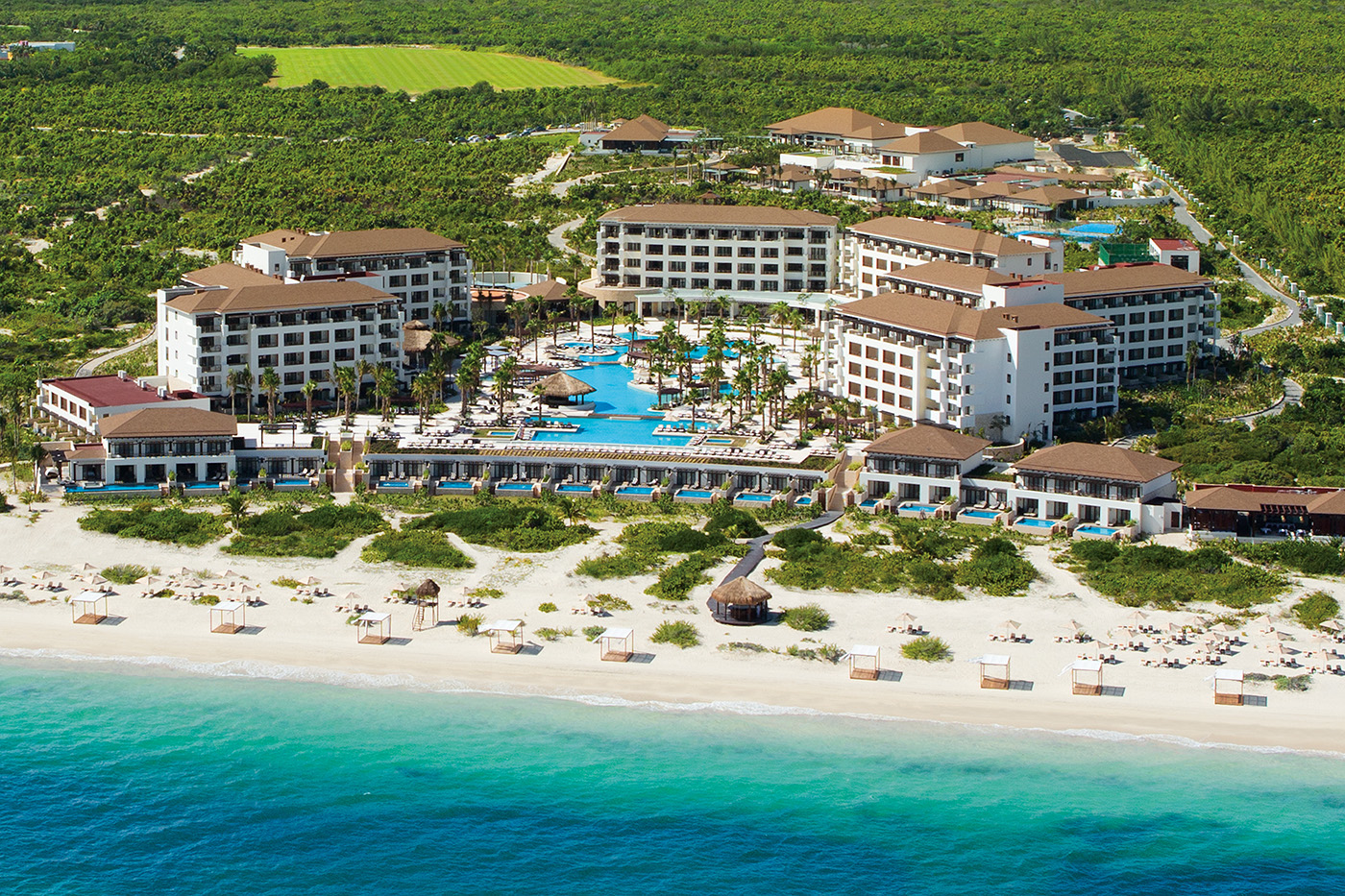 Secrets Playa Mujeres Golf & Spa Resort - Adults Only - All Inclusive